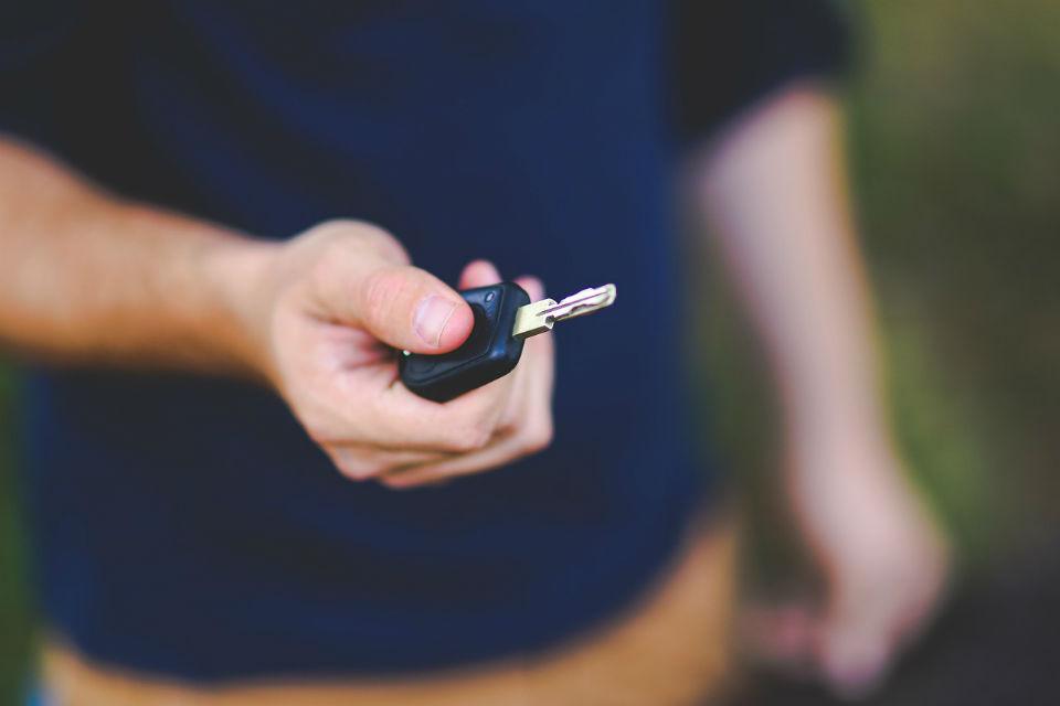 driving key2