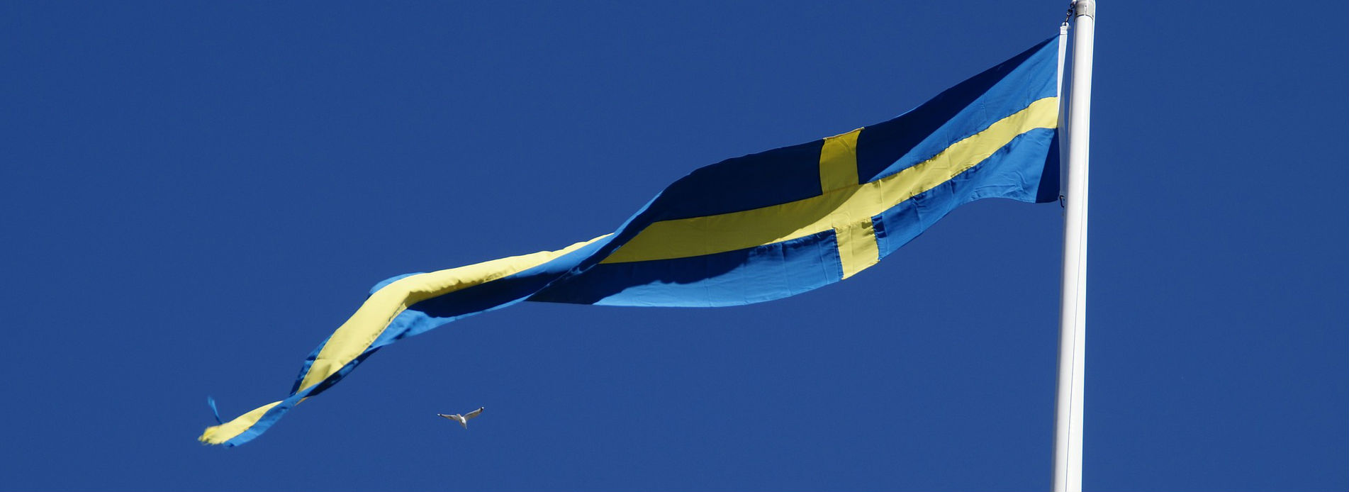 Sweden ranked the world's fifth best country