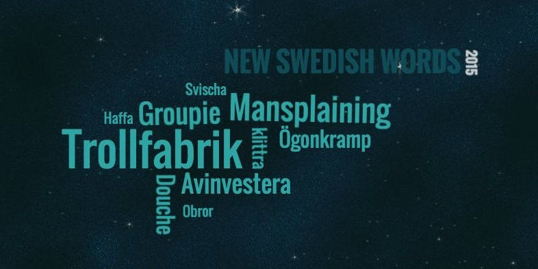 Swedish words