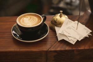 Coffee & bills