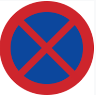No stopping or parking