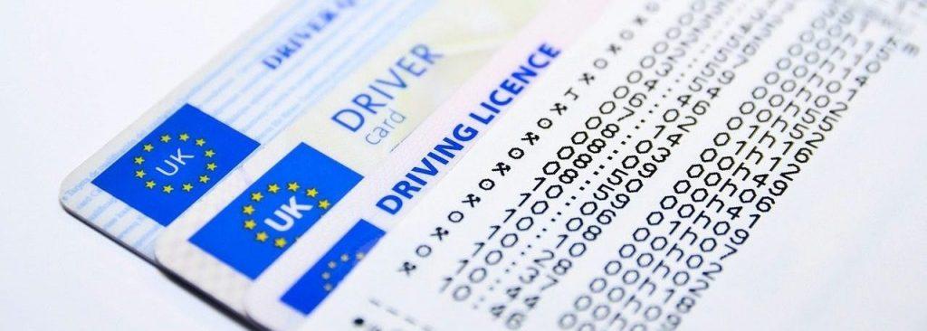 رخص القيادة
