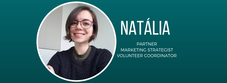 Behind The Newbie: Mentor & Partner Natália