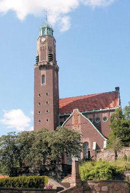 الكنائس في ستوكهولم