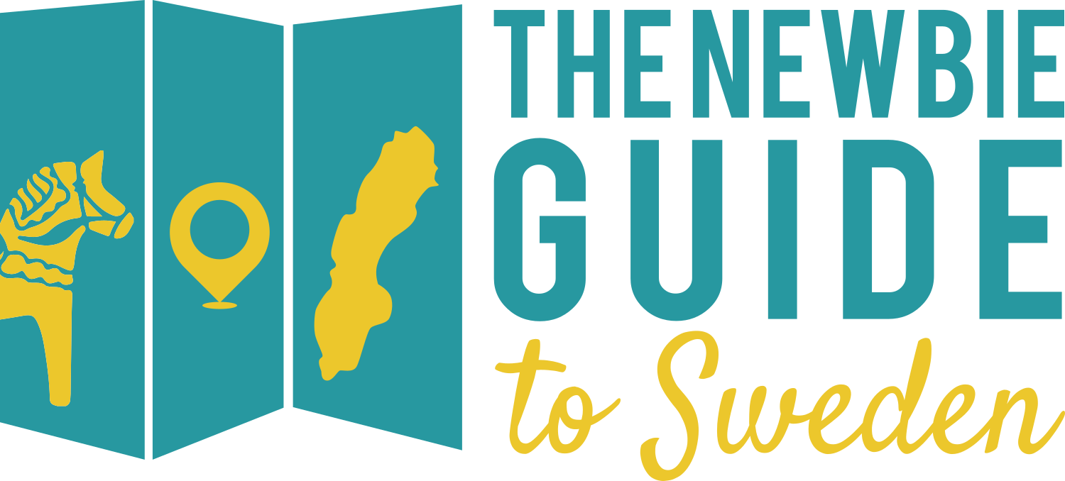the-newbie-guide-to-sweden-logotype